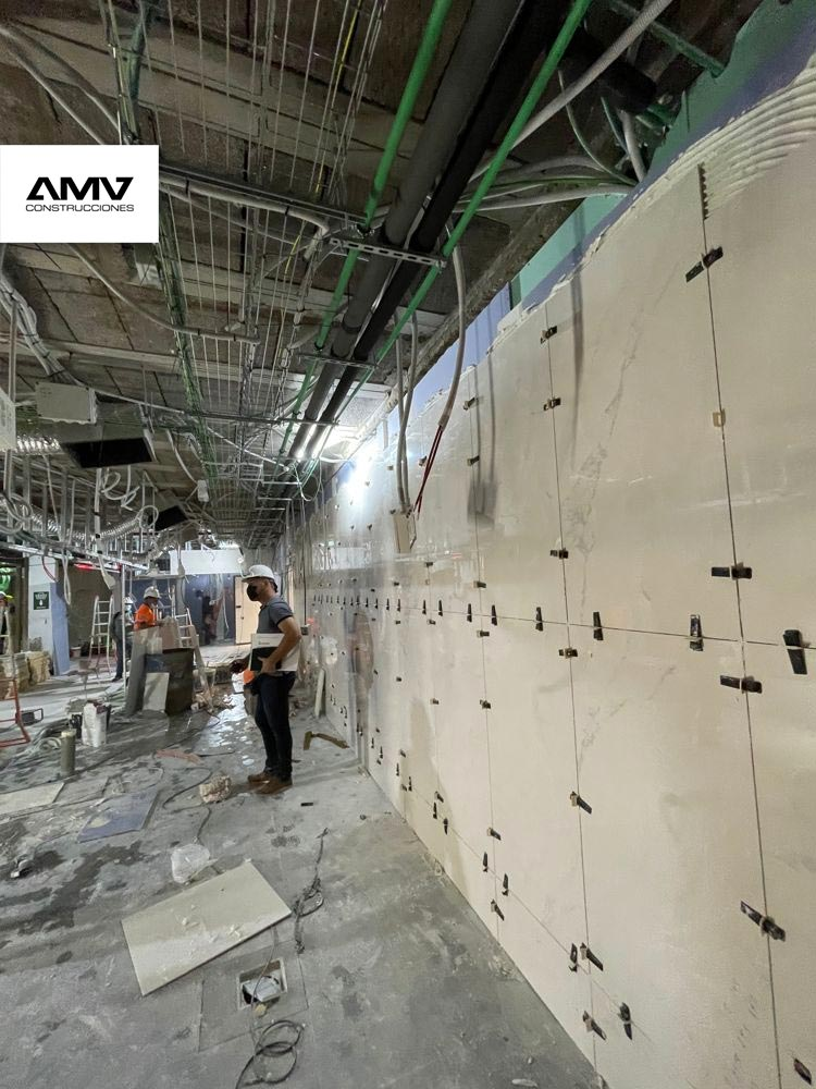 Reforma de grandes superficies, AMV Construcciones - Guimar Pueblo, Santa Cruz de tenerife